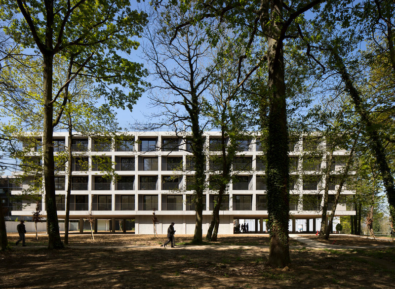 Newsroom - Press release - HEC Student Housing - Martin Duplantier Architectes