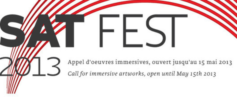 Dossier de presse - Communiqué de presse - Submit your artwork for the new edition of SAT Fest! - Society for Arts and Technology (SAT)