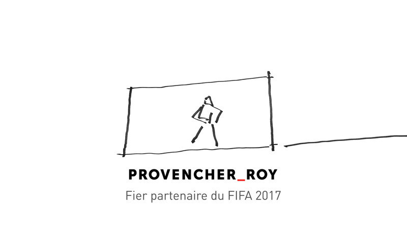 Salle de presse | v2com-newswire | Fil de presse | Architecture | Design | Art de vivre - Communiqué de presse - Festival International du Film sur l'Art 2017 - Provencher_Roy