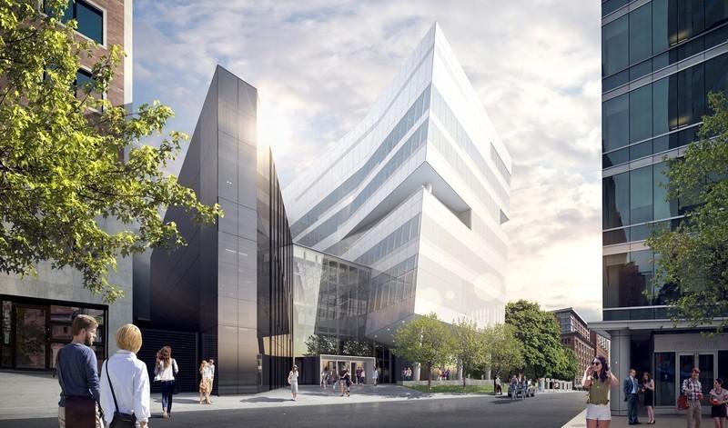 Salle de presse | v2com-newswire | Fil de presse | Architecture | Design | Art de vivre - Communiqué de presse - Un nouvel édifice pour HEC Montréal au centre-ville - Provencher_Roy