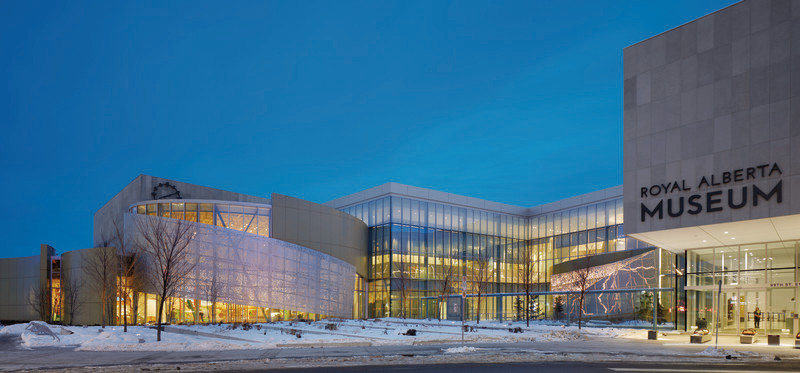 Newsroom | v2com-newswire | Newswire | Architecture | Design | Lifestyle - Press release - Discover the new Royal Alberta Museum - DIALOG