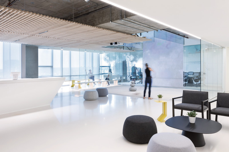 Newsroom | v2com-newswire | Newswire | Architecture | Design | Lifestyle - Press release - DIALOG Designs 'CapCalm', a Zen Office Space for Capcom's Vancouver Head Quarters - DIALOG