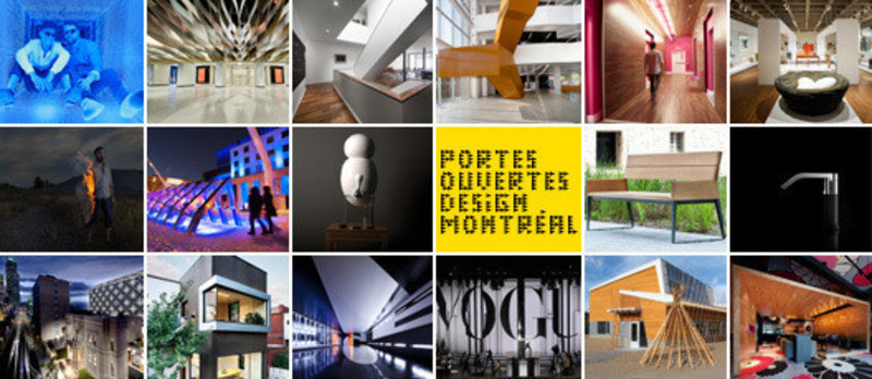 Newsroom | v2com-newswire | Newswire | Architecture | Design | Lifestyle - Press release - 6th Design Montréal Open House: May 4 and 5, 2013, noon to 5 p.m. - Bureau du design - Ville de Montréal