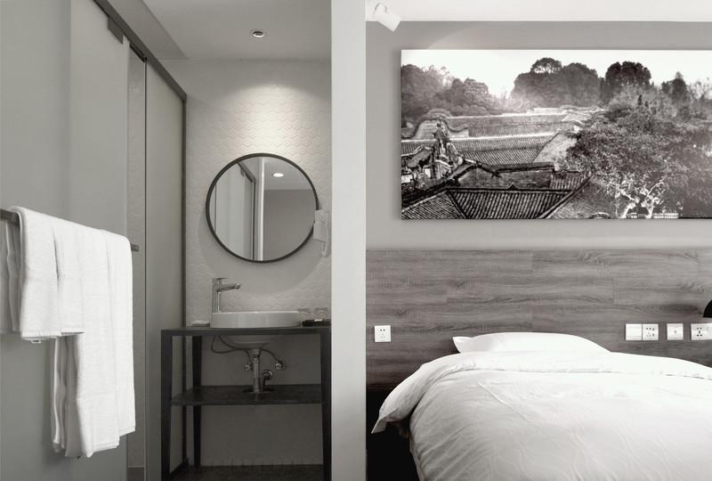 Press kit - Press release - City Inn (Chengdu Kuanzhai Alley) - Chu Chih-Kang Space Design