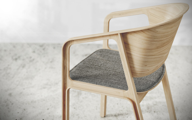 Press kit - Press release - Beams Chair - EAJY DESIGN GmbH