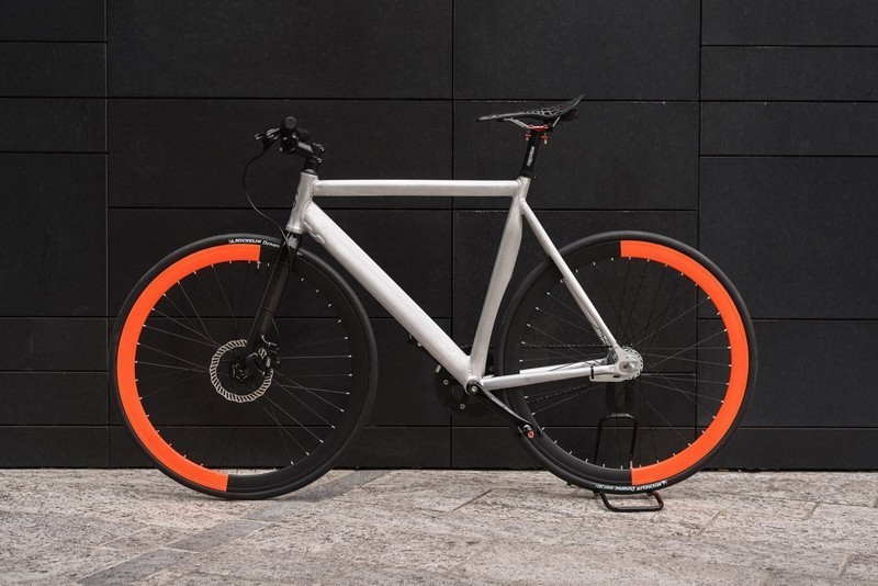 Press kit - Press release - Equilibrium | Taking Urban Mobility to the Next Step - SZ | Bikes