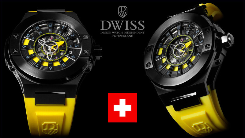 Press kit - Press release - DWISS (Design Watch Independent Switzerland) - DWISS SA
