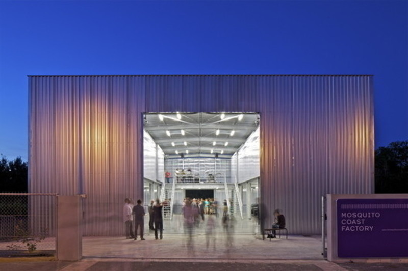 Newsroom | v2com-newswire | Newswire | Architecture | Design | Lifestyle - Press release - Mosquito Coast Factory - Tolila+Gilliland