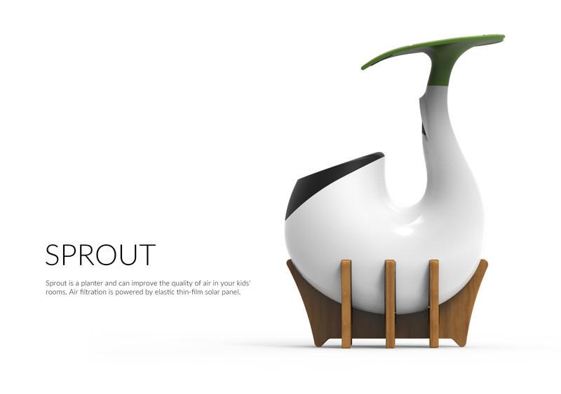 Press kit - Press release - Sprout - SHIYU GUO