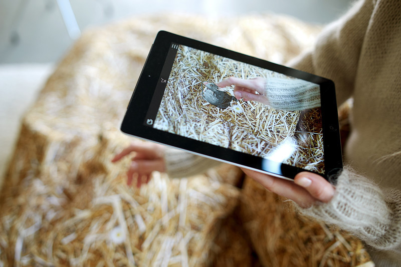 Press kit - Press release - Augmented Reality Bed Sheets - Hayka