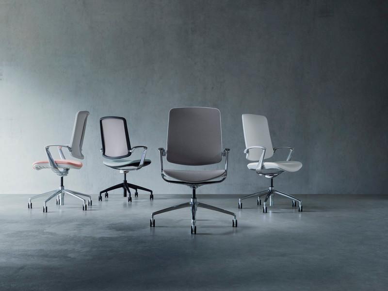 Press kit - Press release - RevolutionaryTrinetic Task Chair - Boss Design