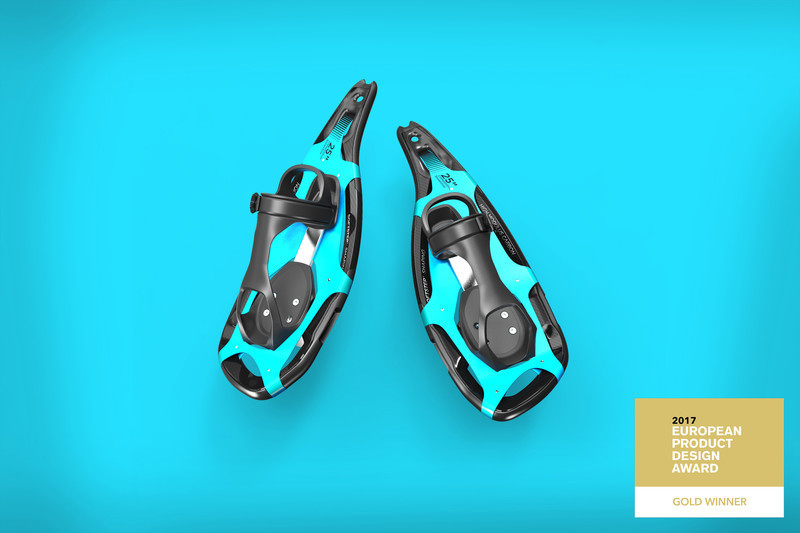 Newsroom | v2com-newswire | Newswire | Architecture | Design | Lifestyle - Press release - Bobcat Carbon Fiber Snowshoes - Benjamin Miller