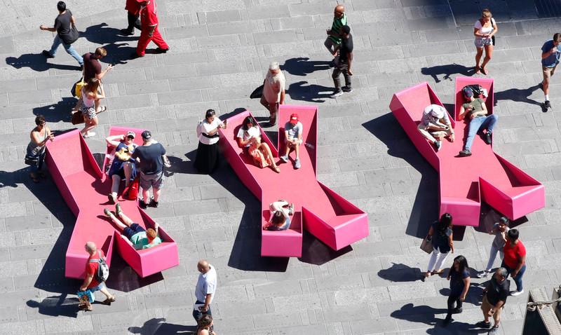 Dossier de presse - Communiqué de presse - XXX Times Square with Love - J.MAYER.H und Partner, Architekten