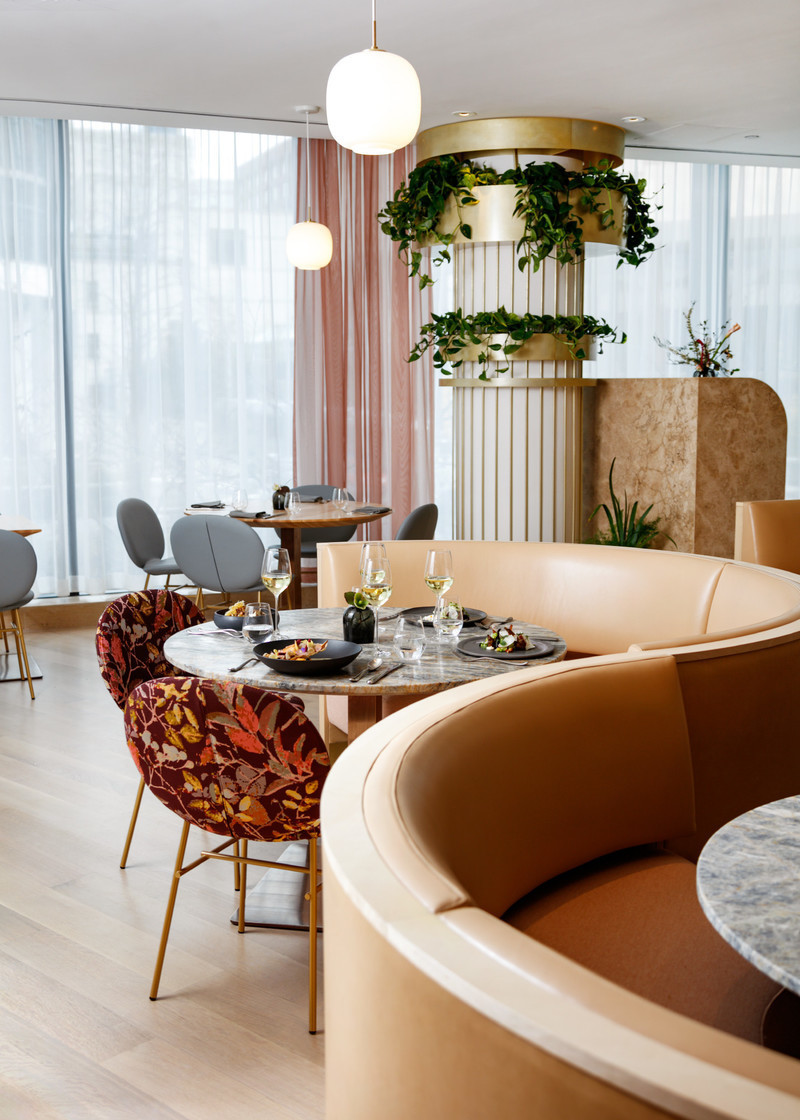 Newsroom | v2com-newswire | Newswire | Architecture | Design | Lifestyle - Press release - Botanist Restaurant to Open its Doors on April 24 in Vancouver, BC - Fairmont Pacific Rim