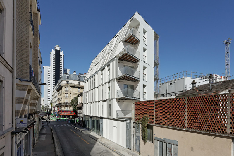 Newsroom - Press release - Social HousingCastagnary - Dietmar Feichtinger Architectes