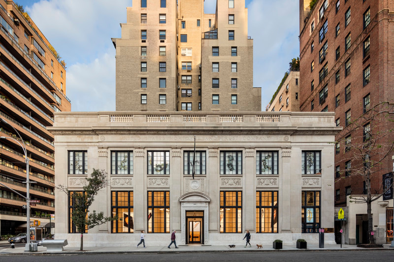 Newsroom | v2com-newswire | Newswire | Architecture | Design | Lifestyle - Press release - Bohlin Cywinski Jackson Receives Special Commendation for Apple Store, Upper East Side - Bohlin Cywinski Jackson