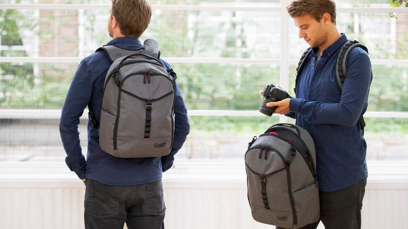 Press kit - Press release - Wolffepack Capture, the Orbital Backpack, Wins 3 International Design Awards in 2017 - Wolffepack