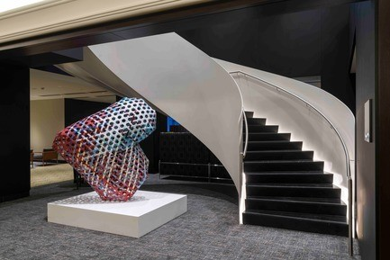 Press kit - Press release - Fairmont the Queen Elizabeth Unveils Its New Art Collection - Over 123 Works by 37 Contemporary Artists - Fairmont The Queen Elizabeth, MASSIVart Collection and Sid Lee Architecture