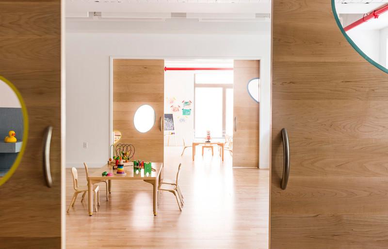 Press kit - Press release - Maple Street School - BFDO Architects & 4|MATIV