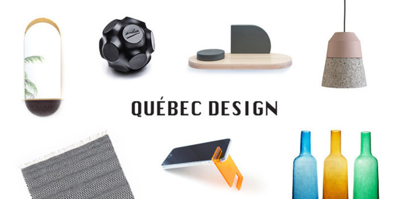 Press kit - Press release - Québec Design at WantedDesign NYC 2017, May 20th-23rd 2017 - Québec Design