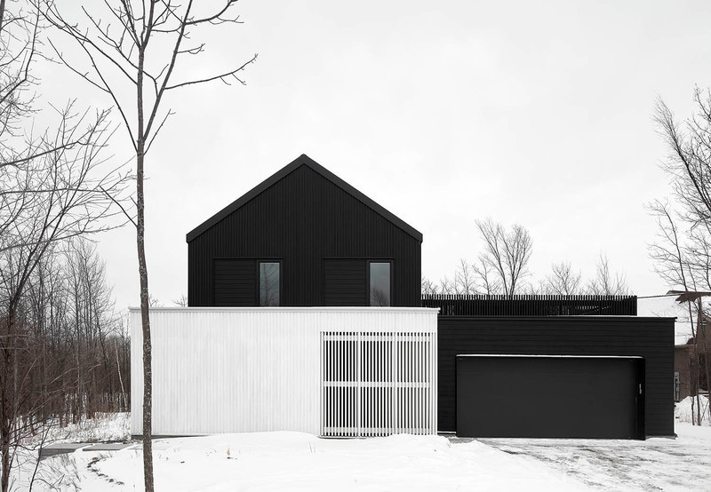 Press kit - Press release - Alta Chalet - Akb Architects
