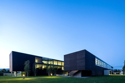 Newsroom - Press release - Faber Headquarters - GEZA - Gri e Zucchi architetti associati