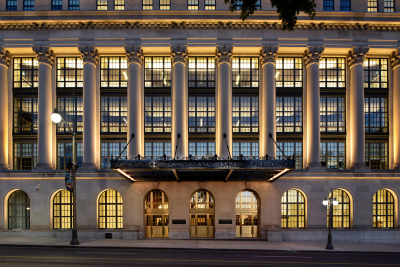 Newsroom - Press release - Lighting Up 180 Wellington - Lightemotion