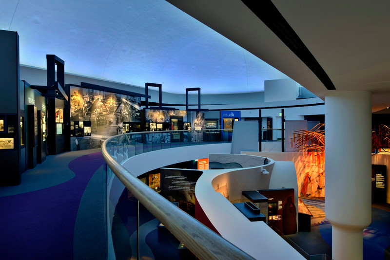 Press kit - Press release - Lightemotion Illuminates the Canadian Museum of History - Lightemotion