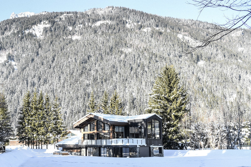 Newsroom | v2com-newswire | Newswire | Architecture | Design | Lifestyle - Press release - Chalet Whymper - Chevallier Architectes