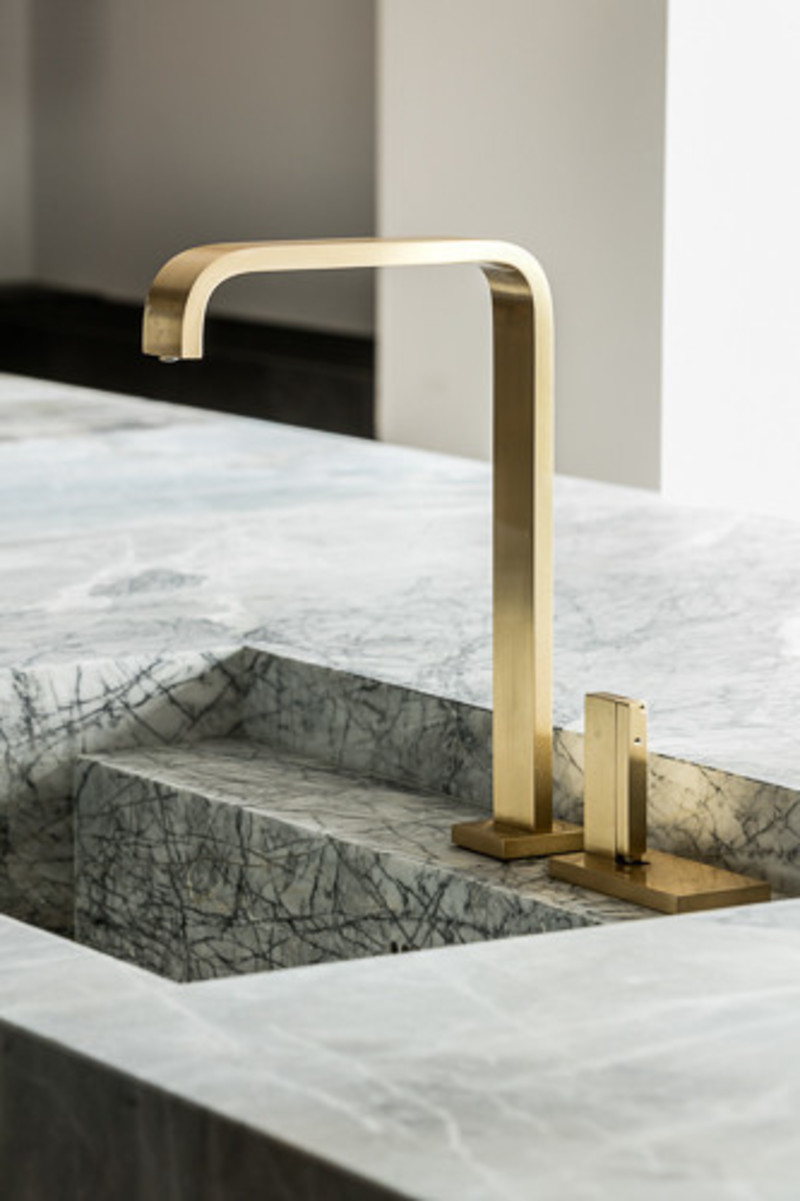 Press kit - Press release - Innovative Belgian Faucet Design - Co.Studio