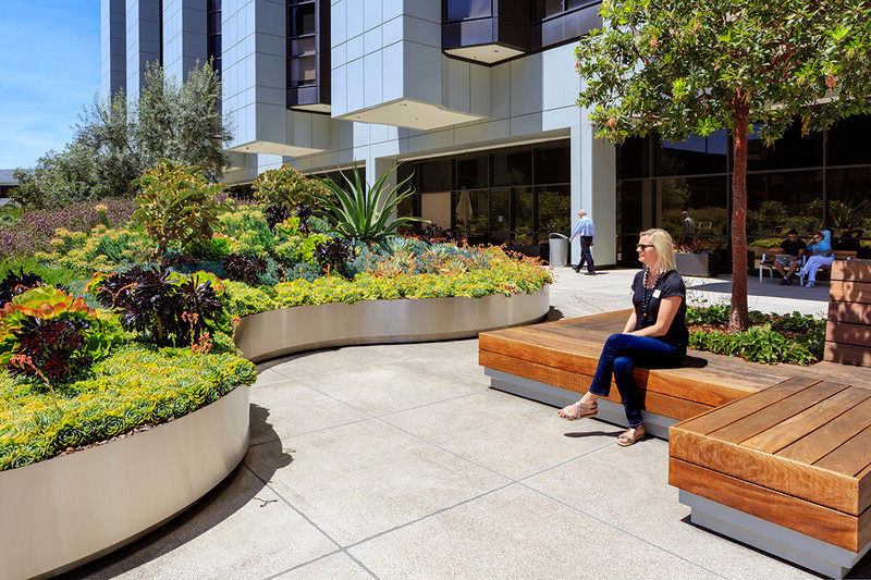 Press kit - AHBE Landscape Architects Unveils Healing Gardens for