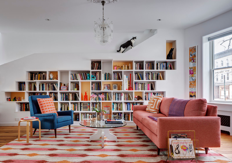 Newsroom | v2com-newswire | Newswire | Architecture | Design | Lifestyle - Press release - House for Booklovers and Cats - BFDO Architects