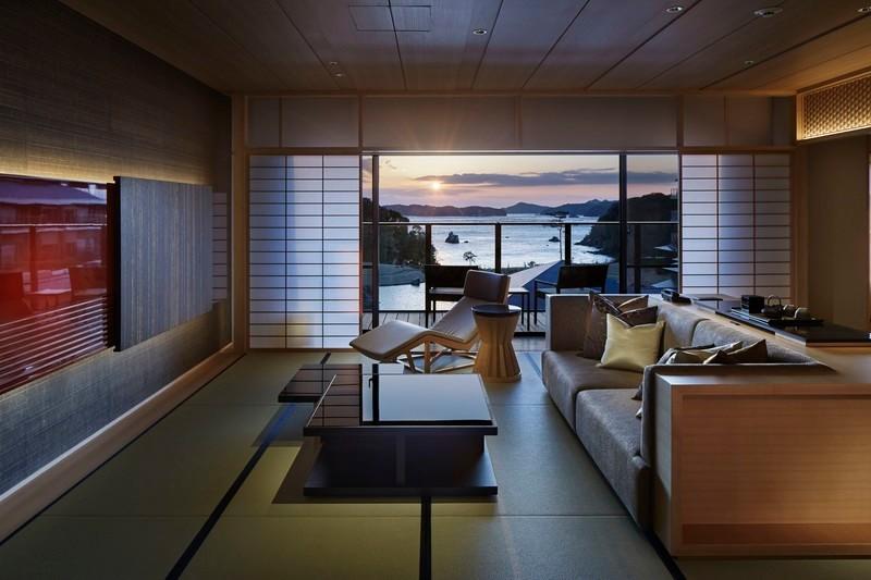 Dossier de presse - Communiqué de presse - Private Resort XIV Toba Bettei - NIKKEN SPACE DESIGN LTD