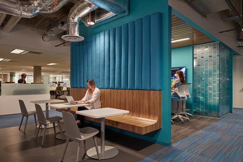 Press kit - Press release - HGA San Francisco Unveils RealPage Headquarters - HGASan Francisco