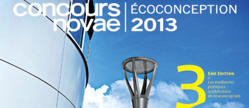 Dossier de presse - Communiqué de presse - La troisième édition du Concours québécois en écoconception est lancée - Novae