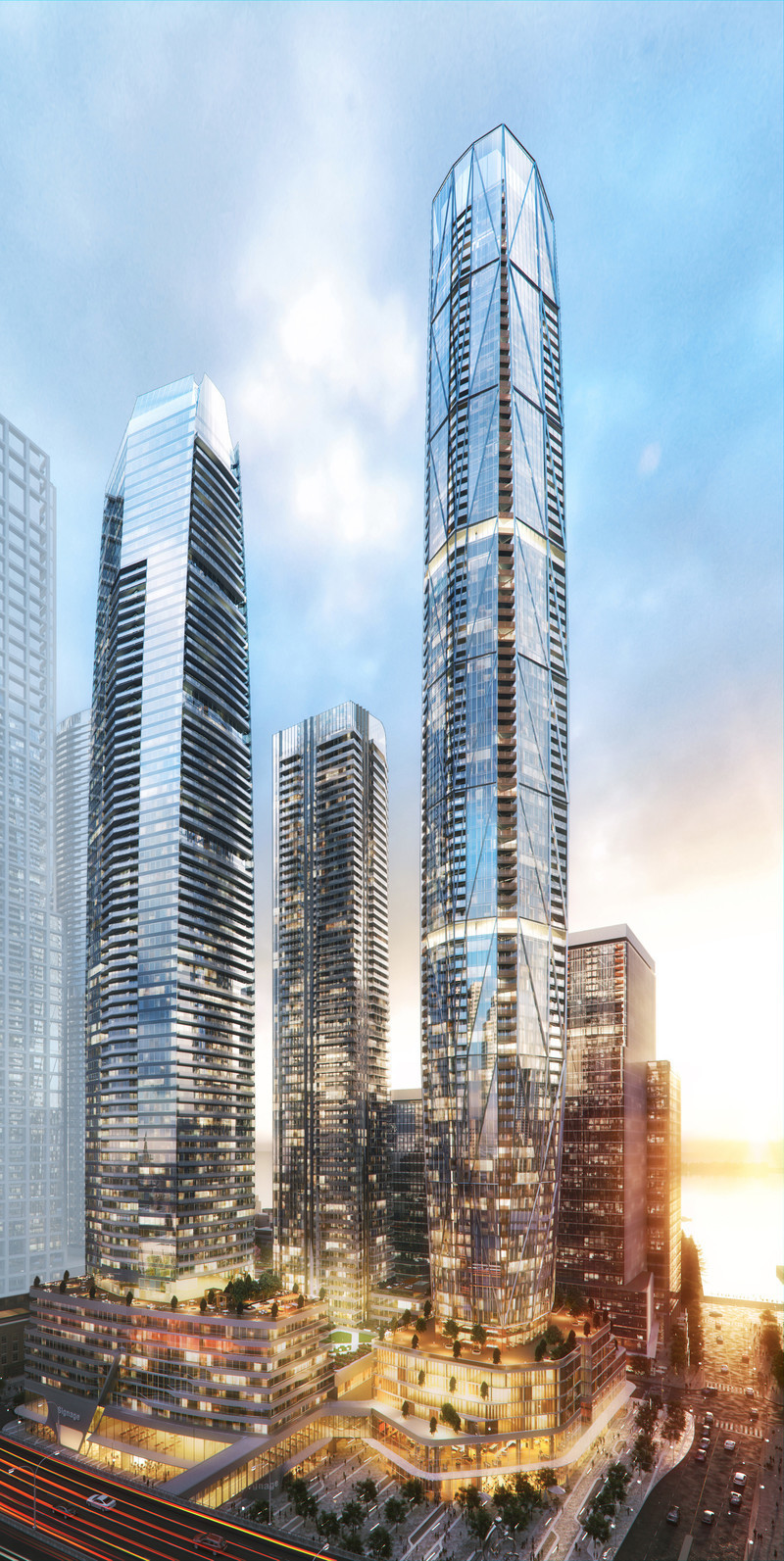 Newsroom | v2com-newswire | Newswire | Architecture | Design | Lifestyle - Press release - Pinnacle One Yonge - Hariri Pontarini Architects