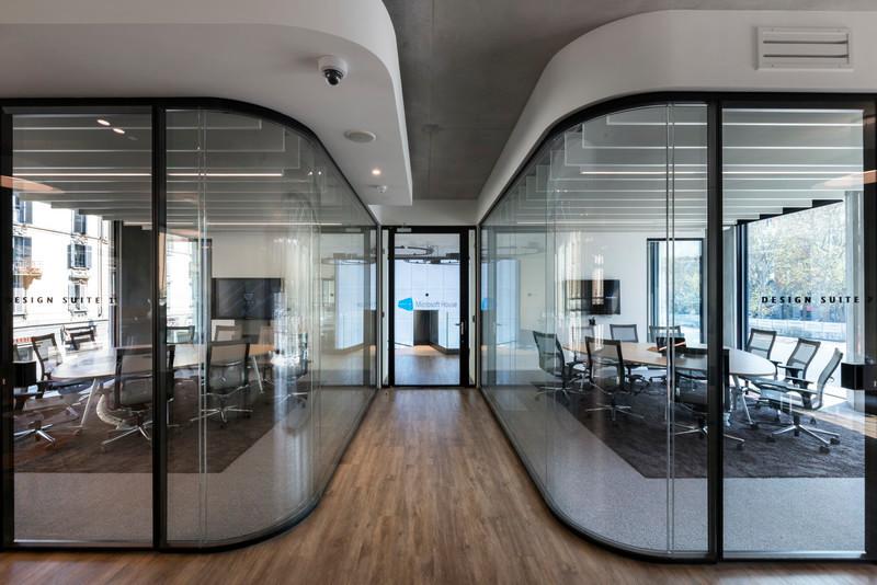 Newsroom | v2com-newswire | Newswire | Architecture | Design | Lifestyle - Press release - Microsoft House - DEGW/Lombardini22