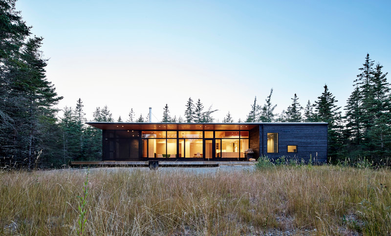 Dossier de presse - Communiqué de presse - Lockeport Beach House - Nova Tayona Architects