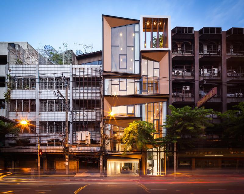 Press kit - Press release - Siri House - IDIN Architects