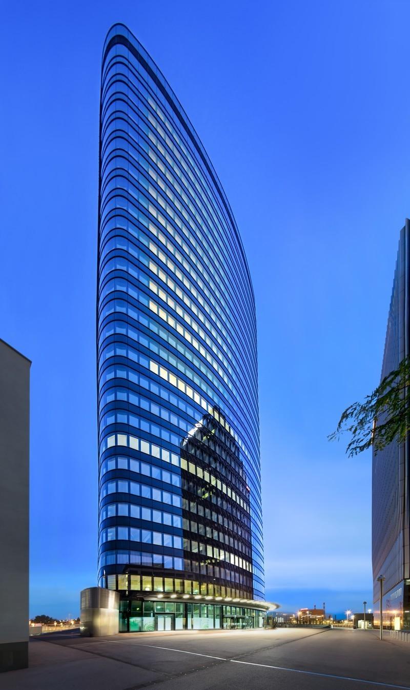 Dossier de presse - Communiqué de presse - ORBI Tower - Zechner & Zechner ZT GmbH