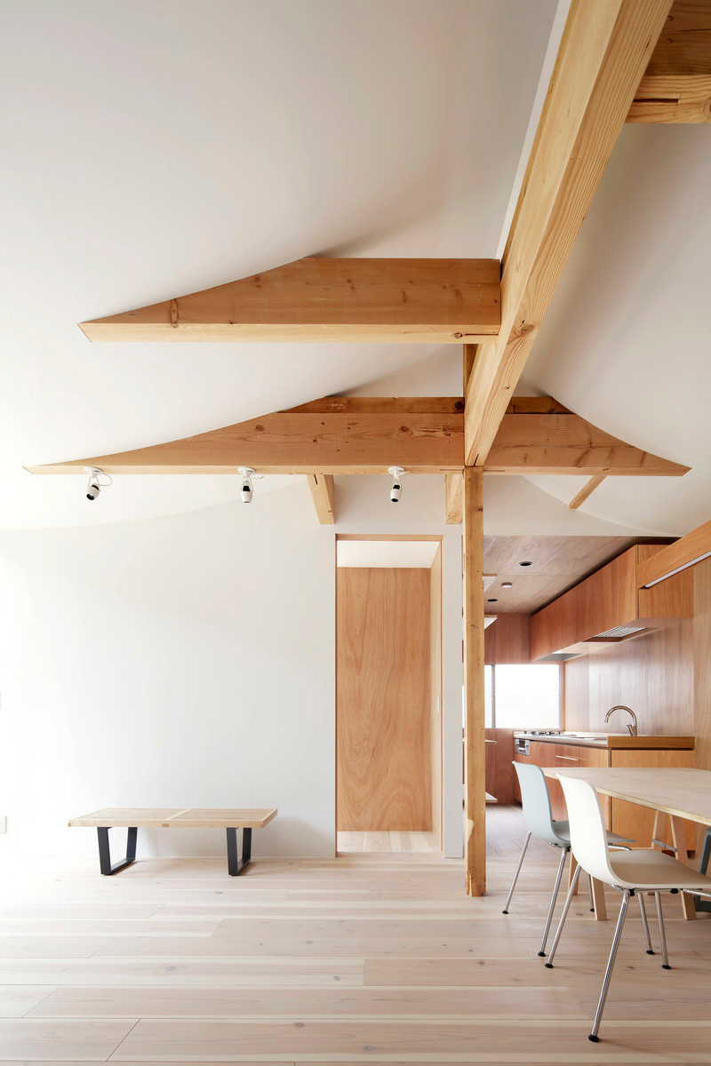 Press kit - Press release - House for Four Generations - tomomi kito architect & associates