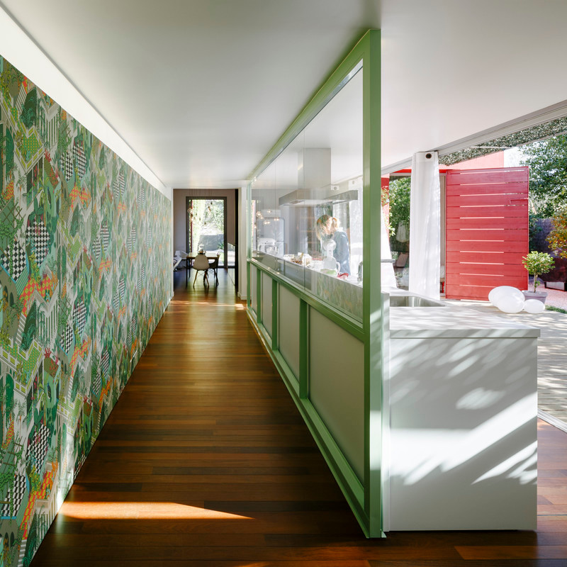 Dossier de presse - Communiqué de presse - Maison GOM - (ma!ca) architecture