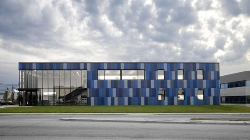 Press kit - Press release - Fournitures Sélect - Blouin Tardif Architecture-Environnement