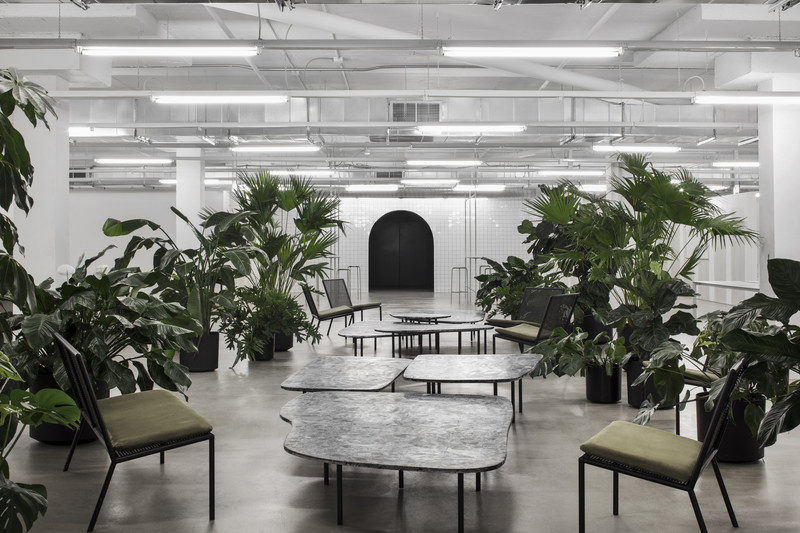 Newsroom - Press release - SSENSE - Atelier Barda architecture