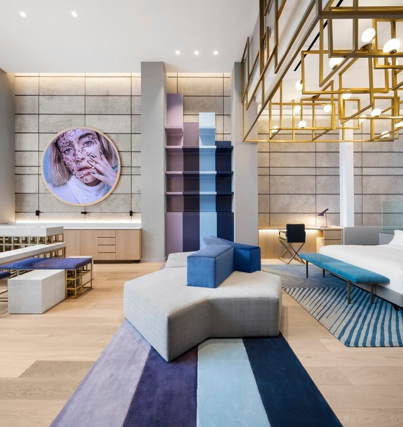 Newsroom | v2com-newswire | Newswire | Architecture | Design | Lifestyle - Press release - The New Extreme WOW Suites at the W Montréal Are Officially Launched - Sid Lee Architecture