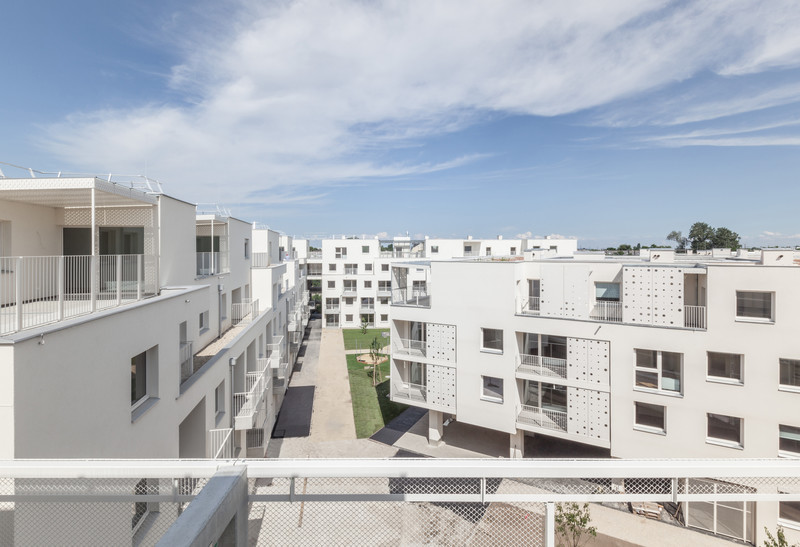 Newsroom | v2com-newswire | Newswire | Architecture | Design | Lifestyle - Press release - M GRUND - Social Housing in Vienna - NERMA LINSBERGER ZTGMBH
