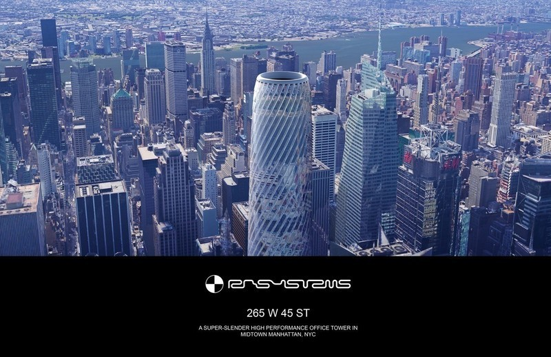 Press kit - Press release - 265 West 45th Street - RB Systems