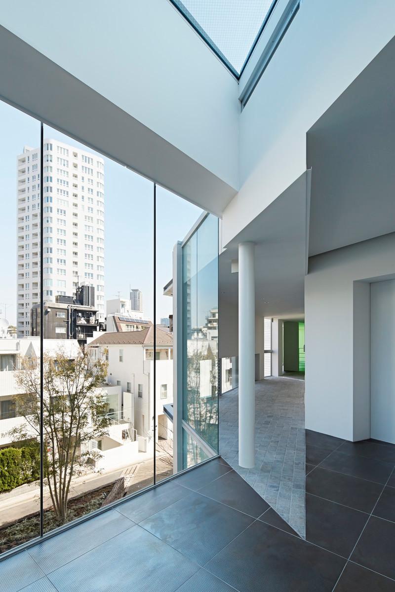 Dossier de presse - Communiqué de presse - Green Triangle – Aoyama 346 - Ryuichi Sasaki + Rieko Okumura/ Sasaki Architecture