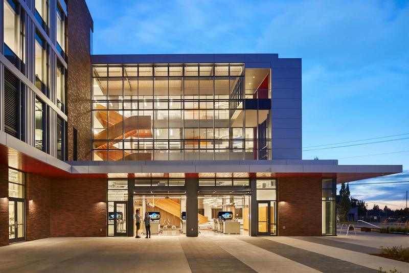 Press kit - Press release - WSU University Center Expands Higher Education in North Puget Sound Region - SRG Partnership, Inc.