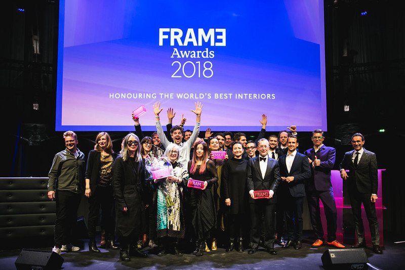 Dossier de presse - Communiqué de presse - Frame Awards 2018 Winners Announced In Amsterdam - Frame